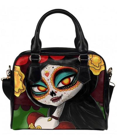High grade Leather Shoulder Handbags Catrina