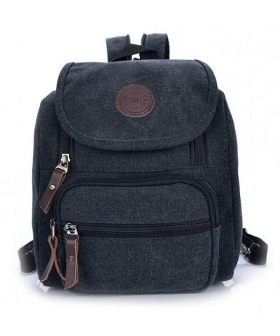Hiigoo Zipper Pocket Shoulder Backpack