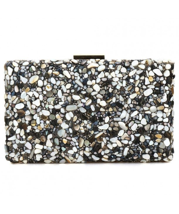 Pebbles Evening Arcylic Shoulder Crossbody