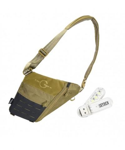 SKYBEN Tacitcal_Geek Backpacks Crossbody Multipurpose