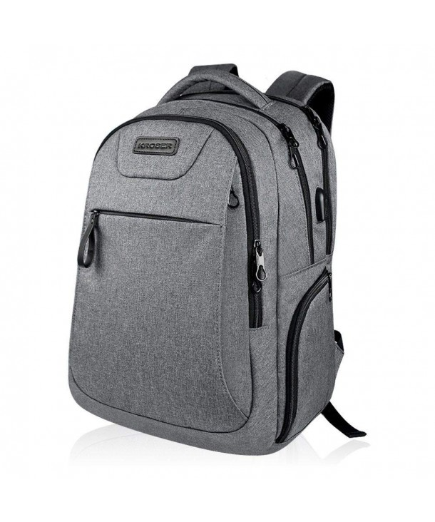 KROSER Backpack Computer Water Repellent Charging