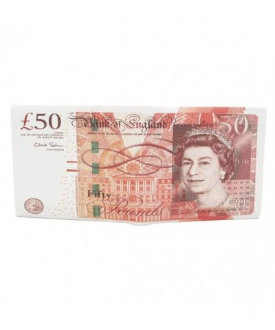 TrendsBlue Premium Currency Leather British