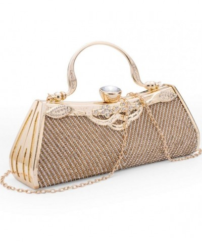 Clutch Rhinstone Evening Shoulder Handbag