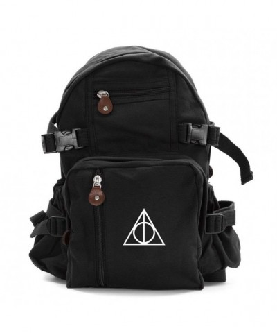 Deathly Hallows Potter Heavyweight Backpack