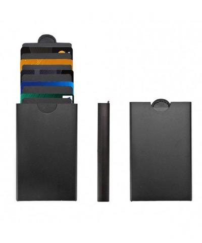 Minimalist Wallet Blocking Pocket Walletluminum