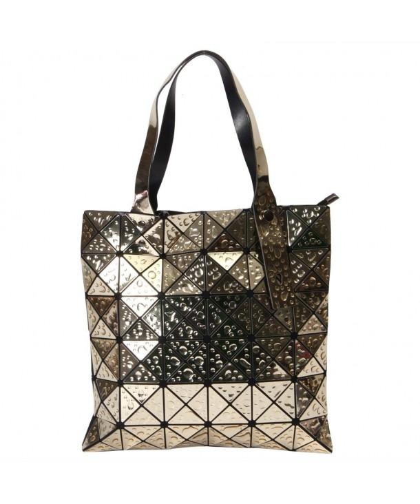 KAISIBO Unique Geometric Folding Handbags