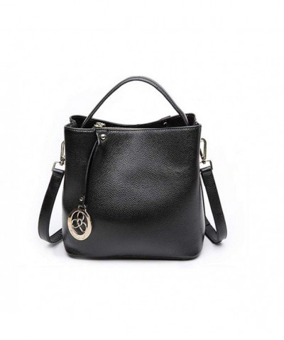 JeHouze Fashion Genuine Leather Crossbody