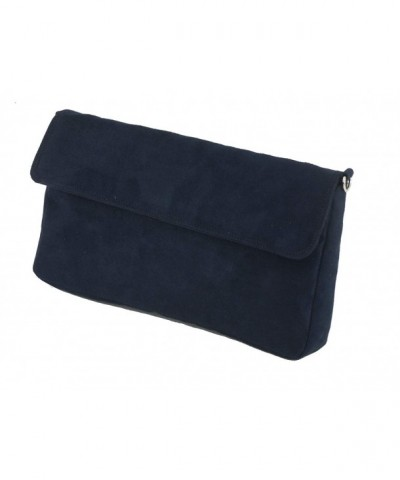 Womens 3 Way Wonder Clutch suede
