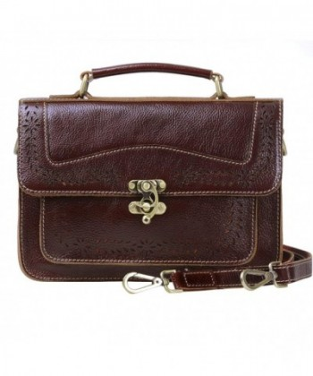 uarantee Wales Leather Shoulder Messenger