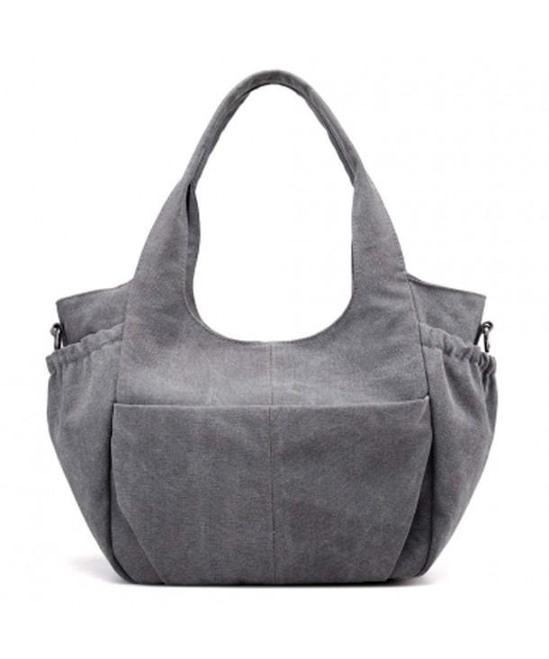 Canvas Shoulder Handbags Messenger Fashion