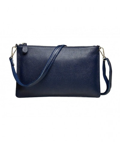 Clover Leather Pattern Crossbody Shoulder