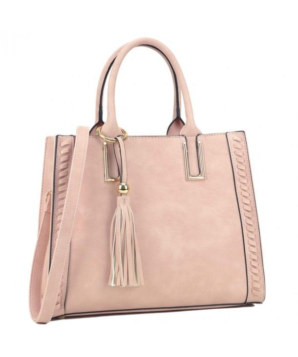 Lady Tassel Designer Satchel Handbags