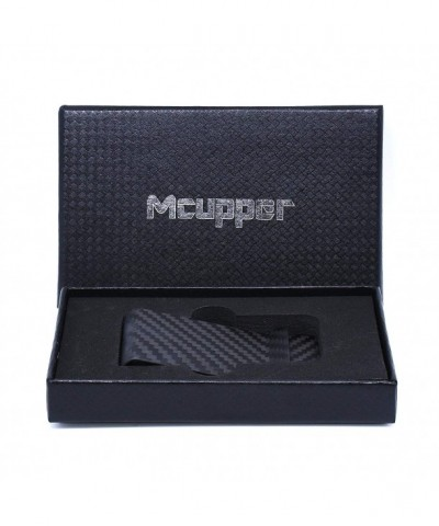 Mcupper Real Carbon Business Credit Wallet