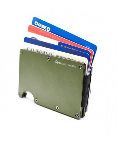 RFID Blocking Minimalist Holder Travel Wallet