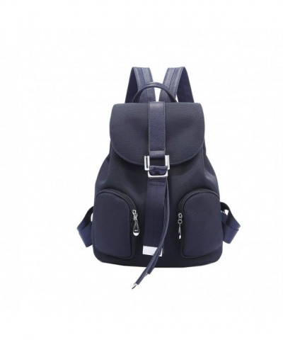 Womens Waterproof Canvas Shoulder Backpack