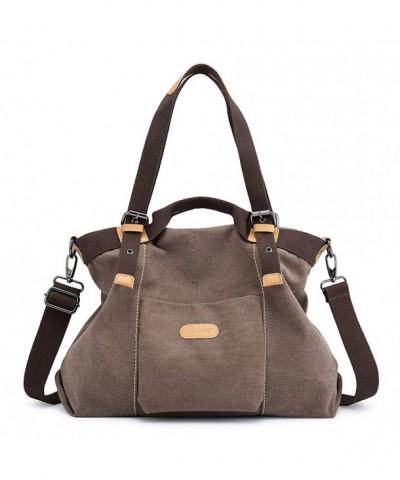 Canvas Handbag JuguHoovi Handbags Crossbody
