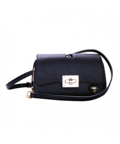 Daria Twist Multi Compartment Handbag