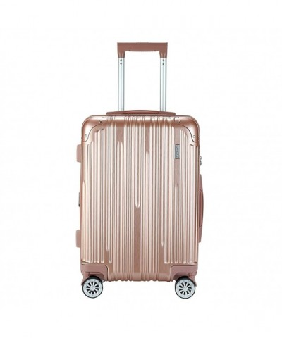 TPRC Collection Premium 8 Wheel Luggage