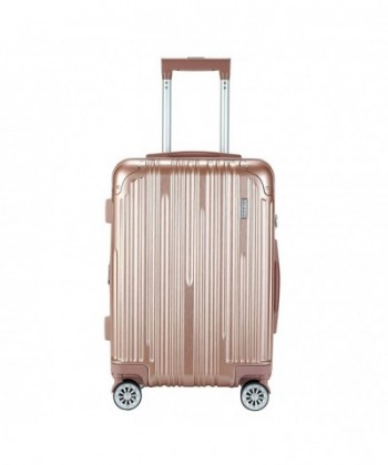 TPRC Collection Premium 8 Wheel Luggage