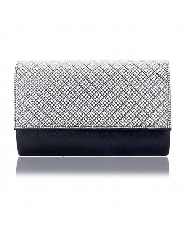 Elegant Evening WALLYNS Crystal Detachable