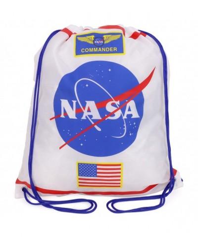 Trendy Apparel Shop Astronaut Drawstring