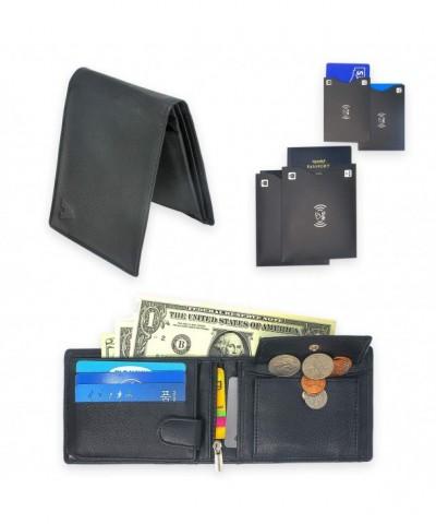 RFID Wallets Men Premium Passport