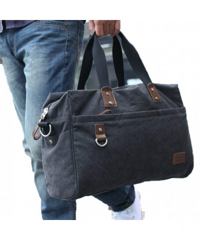Everdoss Weekend Duffle Canvas Handbag