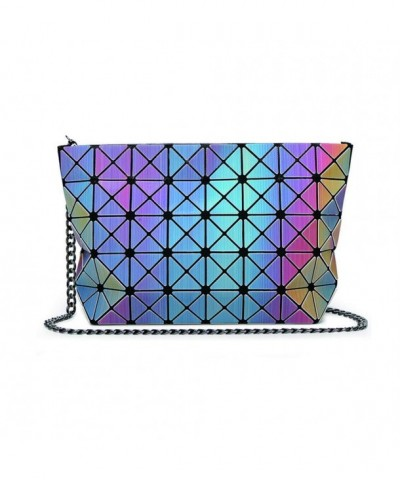 Magibag Hologram Geometric Diamond Shoulder