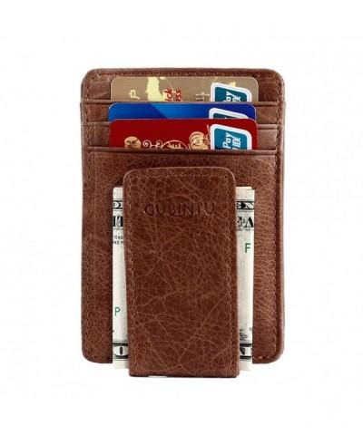 Auwoo Money Minimalist Pocket Wallet