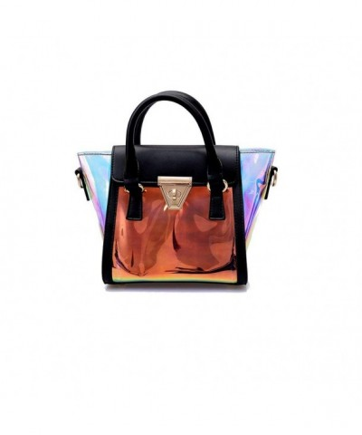 Transparent Fashionable Crossbody Messenger Shoulder