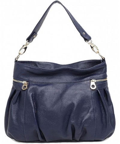 Leather Shoulder Handbags Crossbody Satchel