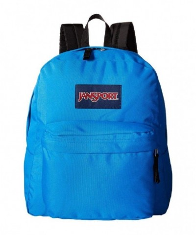 JanSport Spring Break Backpack Crest