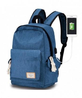 Backpack Charging Modoker Bookbag College