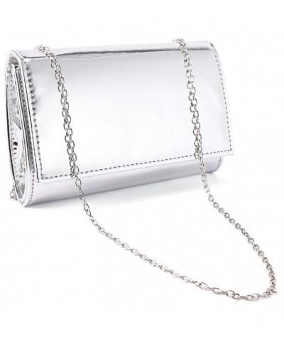 Fraulein38 High Gloss Leather Handbag Shoulder