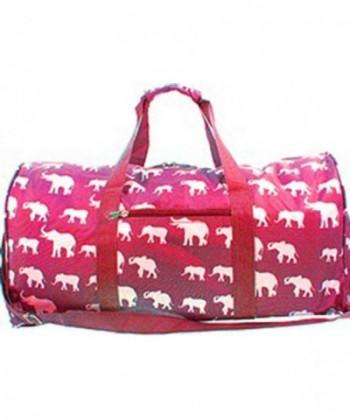 Elephant Duffle Travel Luggage Carryon