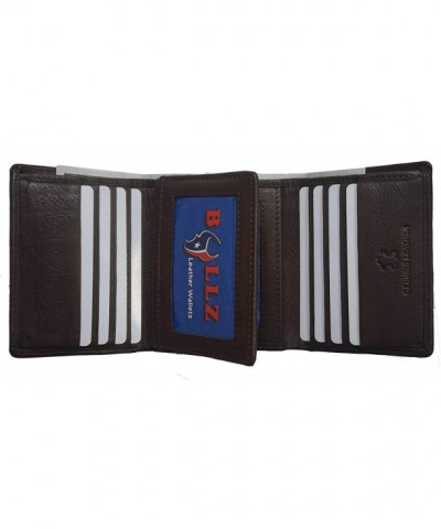 Leather Protection Blocking Security Wallets