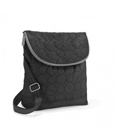 Thirty Backpack Purse Black Quilted
