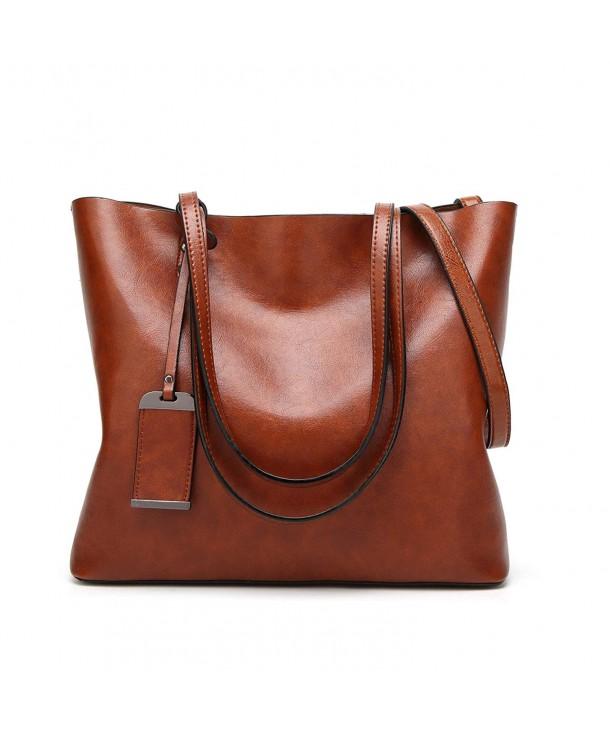 Handle Satchel Handbags Shoulder Messenger