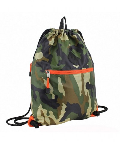 Eastsport Drawstring Sackpack Sling Backpack