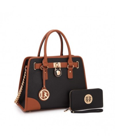 Collection collection Handbag Classic Purse Packlock 6892W Black
