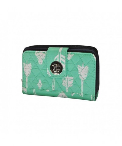 Arrow Print NGIL Quilted Wallet