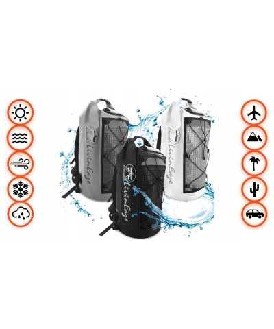 Waterproof Backpack All Season Protection Sports Leisure
