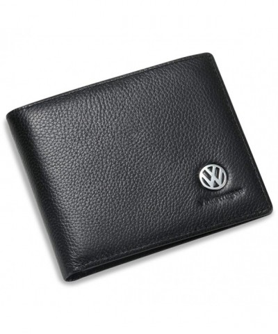 Volkswagen Bifold Wallet Slots Window