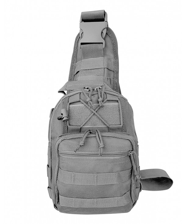 Roma Leathers Tactical Crossbody Bag
