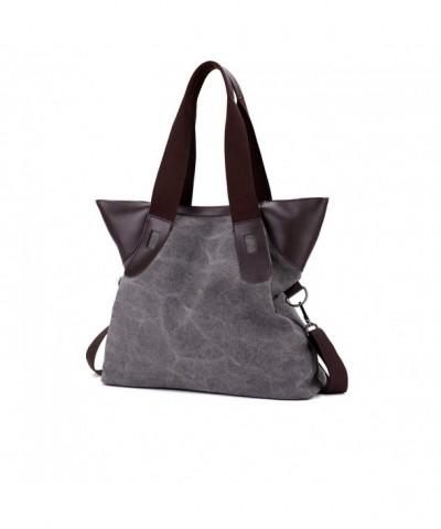 Qflmy Weekend Shopping Shoulder Handbag