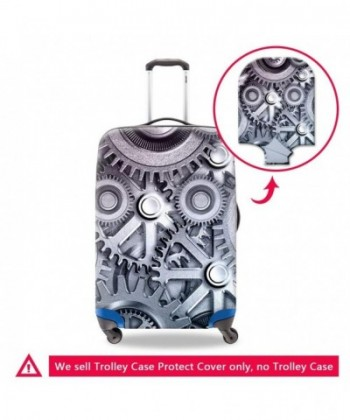 Creativebags Print Trolley Suitcase Protector