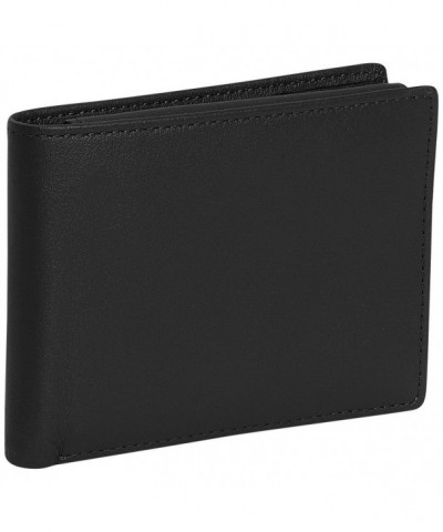 Royce Leather Removable Wallet Black