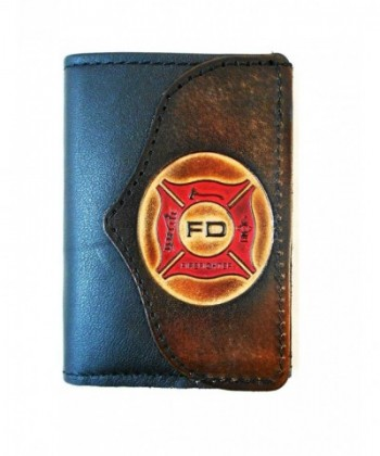 Hilltop Leather Company Handcrafted Firefighter