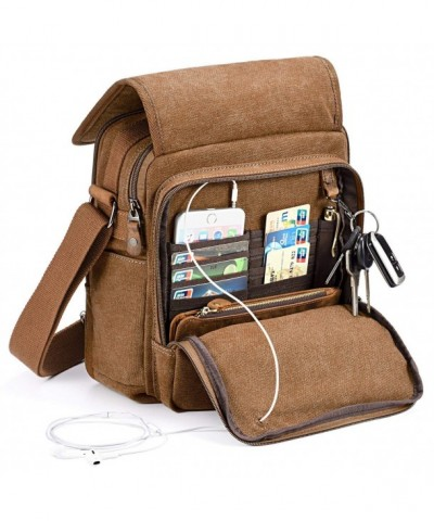 Moore Carden Multifunction Shoulder Messenger