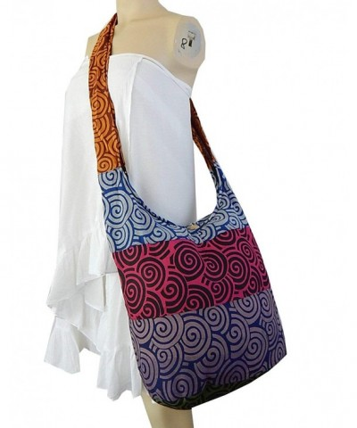 Crossbody Messenger Bohemian Printed Patchwork